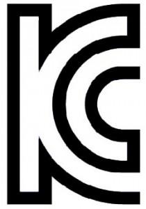 KC認証ロゴ